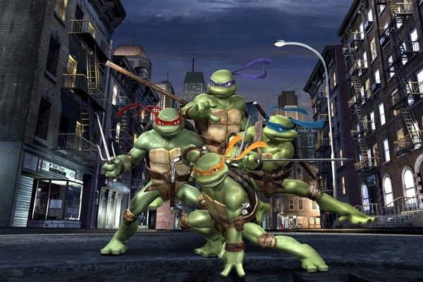 les tortues ninja de lespace - Tortue Ninja