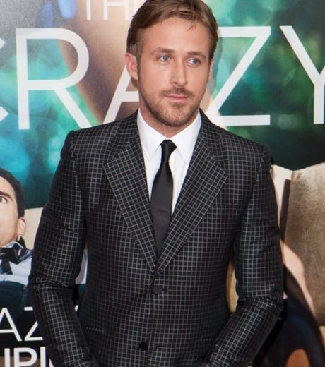 ryan gosling costume à carreaux