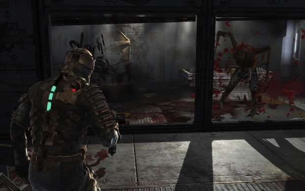 dead space 2 infiltration