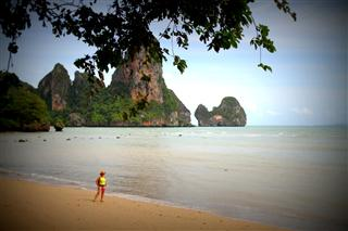 Railey Beach - Thaïlande