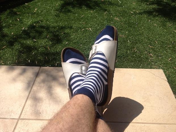 socks appeal chaussette
