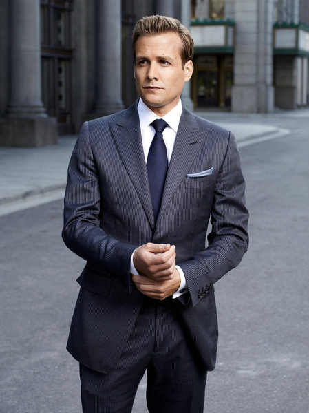 suits - serie tv - costume tom ford