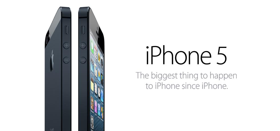 le nouveau iphone 5 notre avis