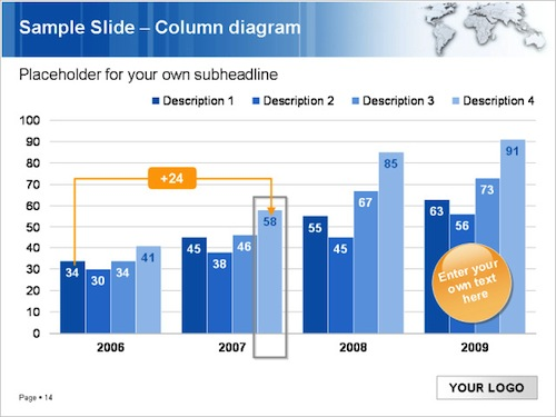 exemple d'une bonne présentation powerpoint clareté simplicité