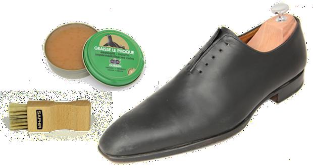 Cirer ses chaussures en cuir - Comment nettoyer des chaussures en cuir sans cirage ...