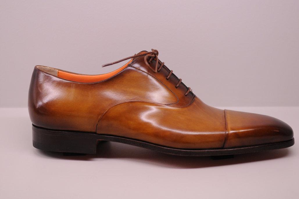 Santoni un confort et une duree de vie exceptionnel chaussure