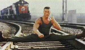 Expendables 2 - JC Van Damme
