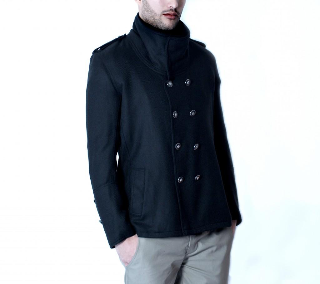 manteau en laine Edgar & Todd