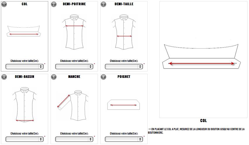 blog homme chemise sur mesure balmory jamais sans ma cravate. Black Bedroom Furniture Sets. Home Design Ideas