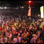 voyage thailande - full moon party