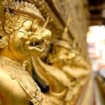 voyage Thaïlande - statue temple