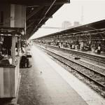 voyage Thaïlande - gare