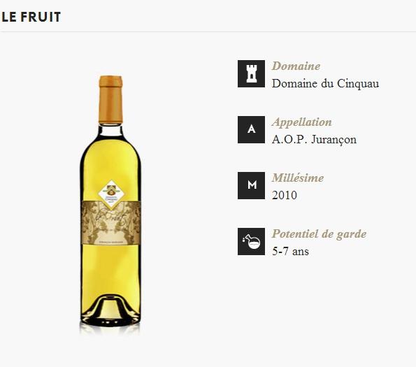 Box Dyonis - Vin - Domaine Cinquau