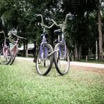 voyage thailande - balade vélo