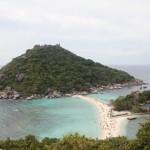 voyage thailande -Ile Koh Nang Yuan