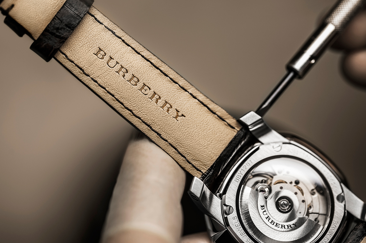 montre burberry the britain 1