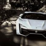 lykan hypersport voiture plus chere monde