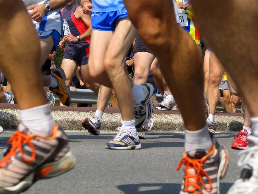 course pied mode d'emploie