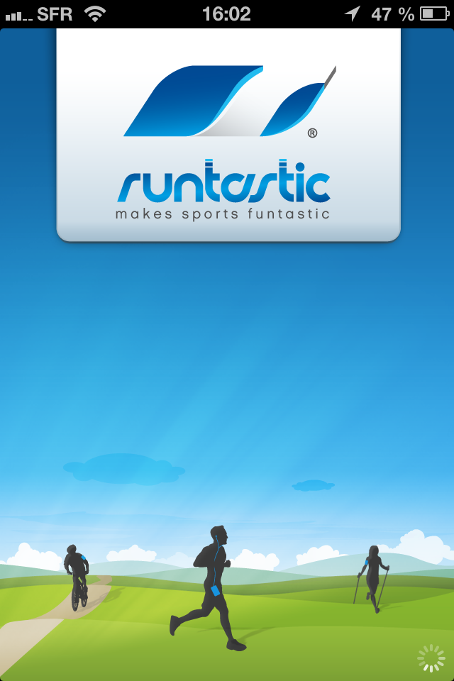 runtastic demarage