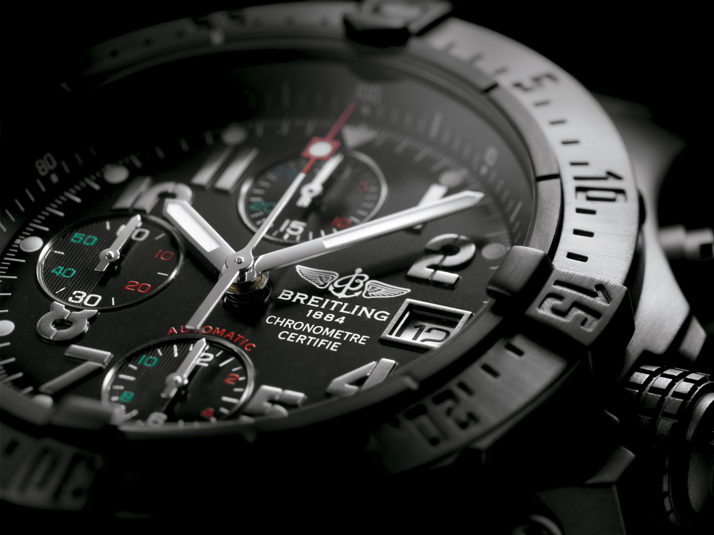 BREITLING_Avenger_Seawolf_Blacksteel_CHRONO_guila_Real_MEXICANA_02