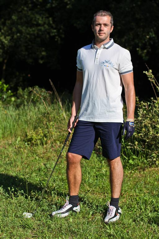 test nuni vetements de golf