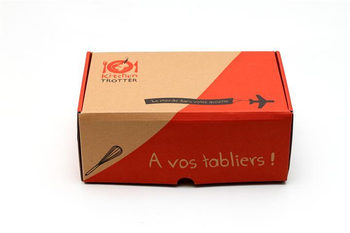 kitchen trotter - box
