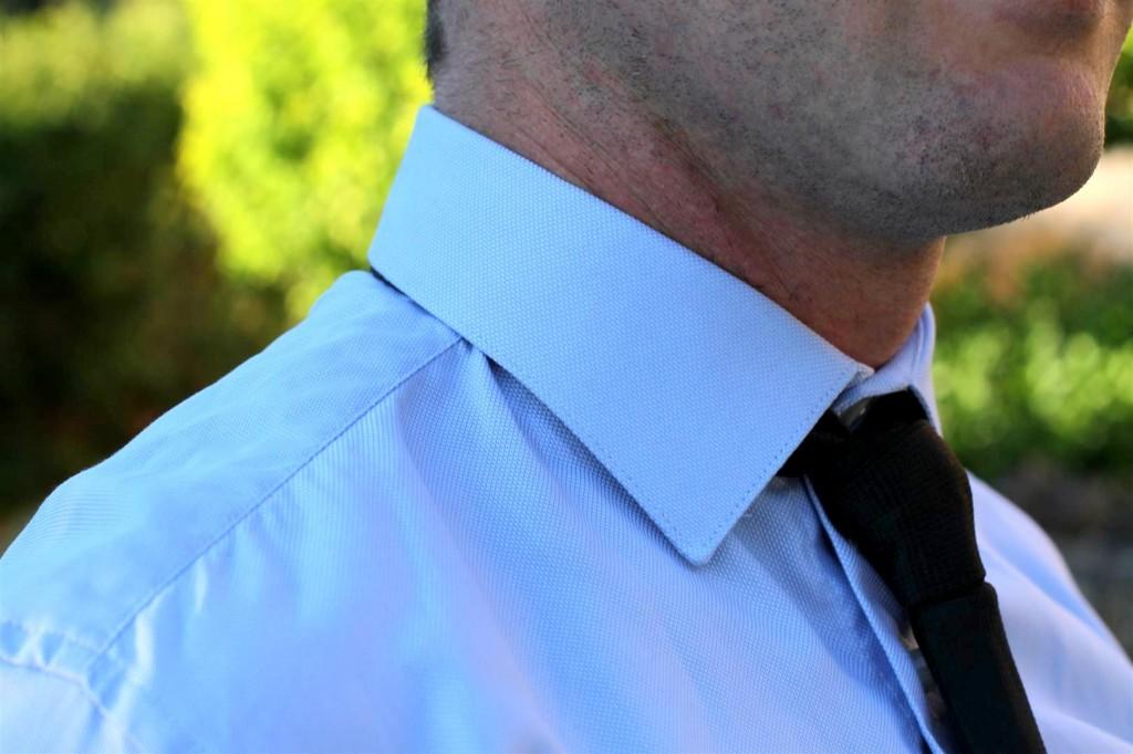 test et avis chemise bruce field