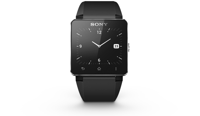 SmartWatch2black