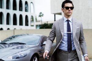 garde robe masculine