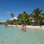 guadeloupe plage sainte anne