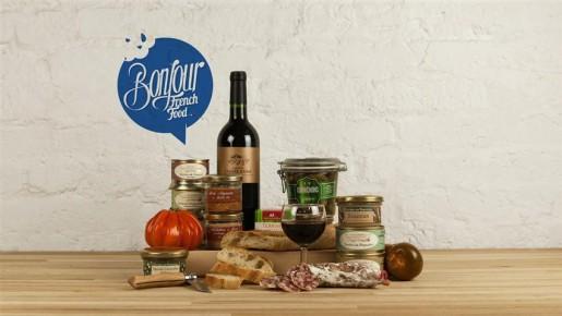 Découverte: Box Bonjour French Food
