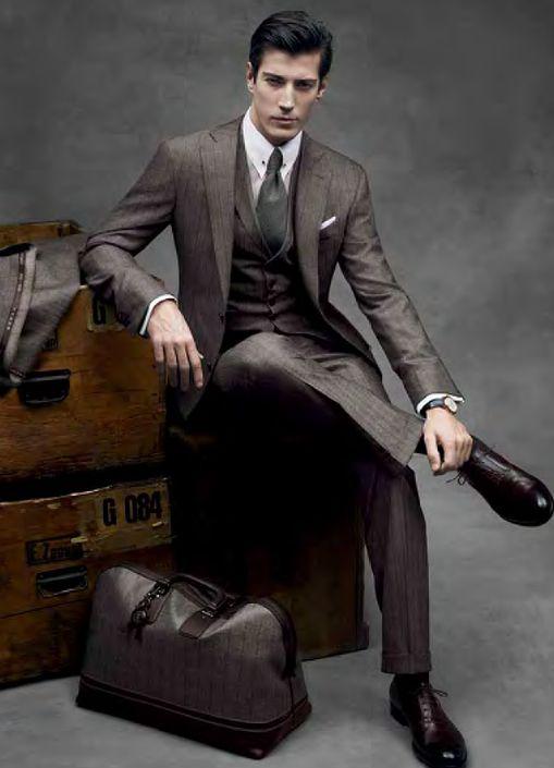 Choisir un costume qui ne se froisse pas - Drap qui ne se froisse pas ...