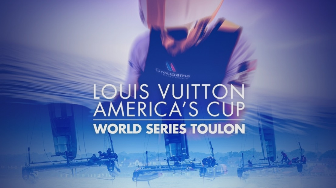 Louis Vuitton america's cup world series toulon