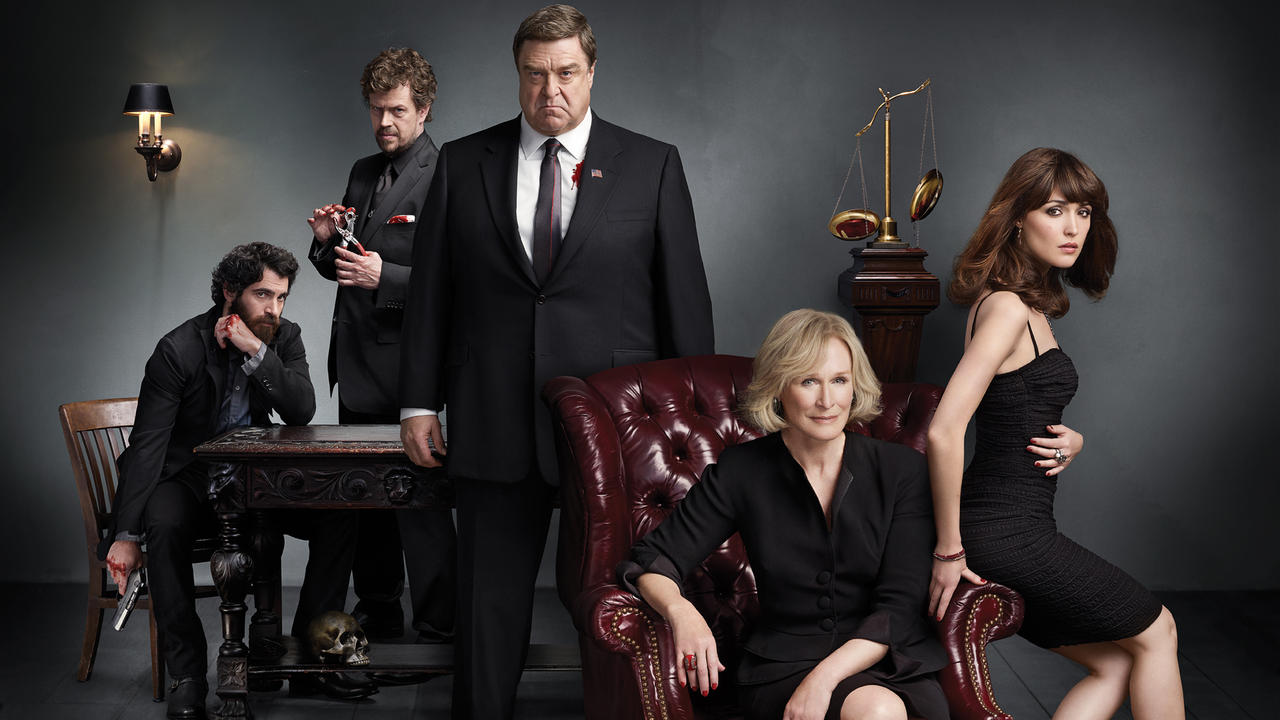 DAMAGES - SEASON 4 © Sony Pictures Television Inc. All Rights Reserved.