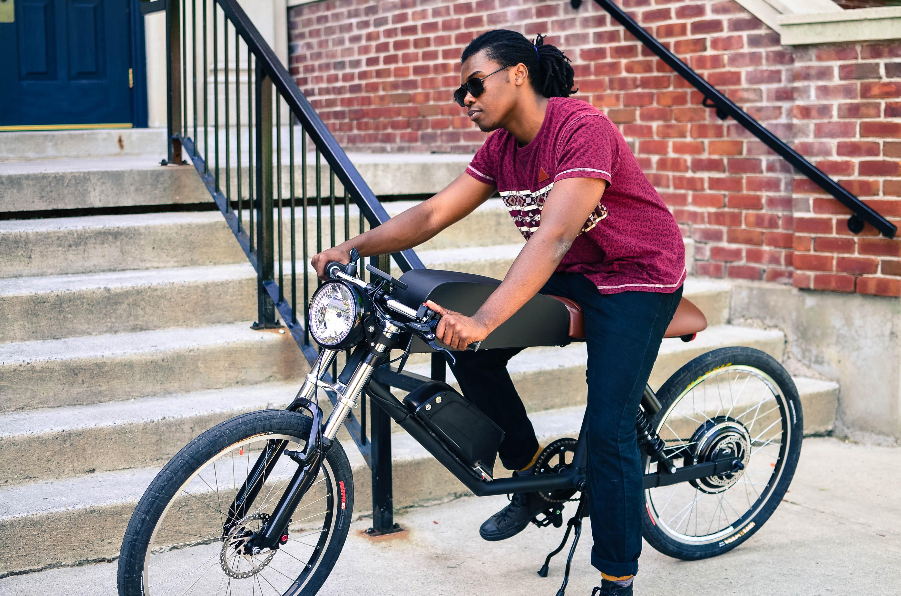 vélo électrique tempus 2