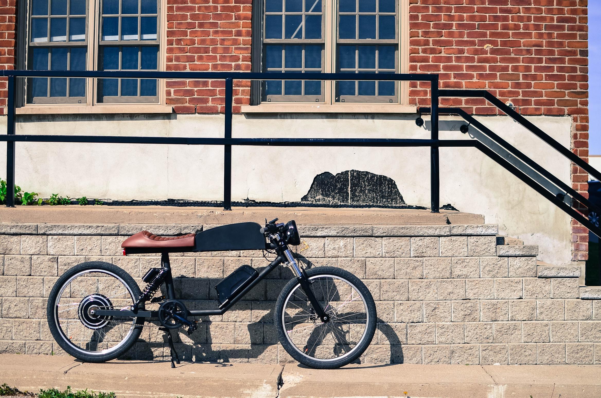 vélo éléctrique tempus 1