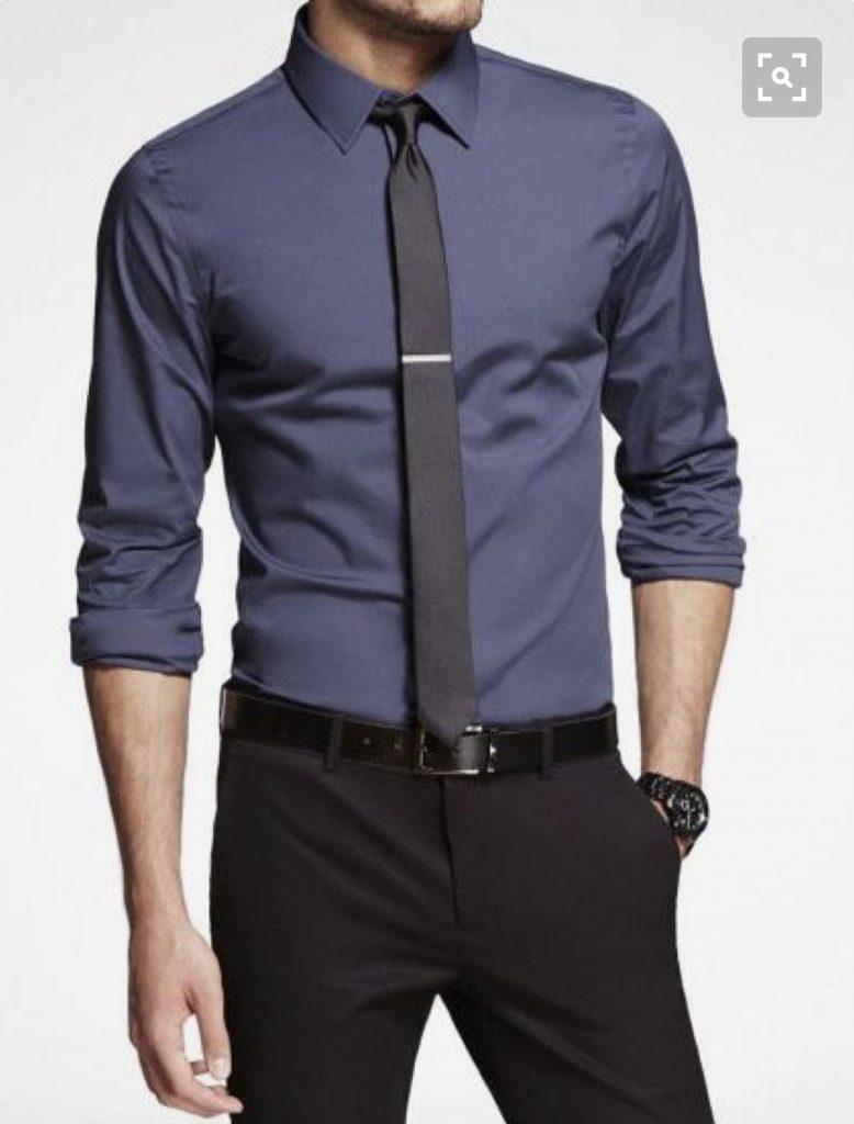 Quand Et Comment Porter La Pince A Cravate