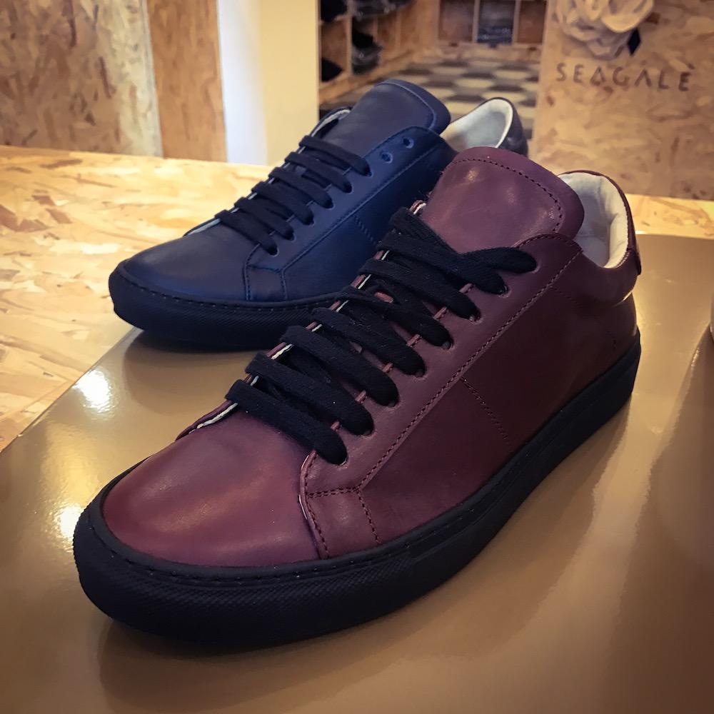 nouvelle collection de sneakers seagale