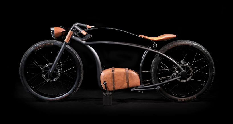 avionics V1 un vélo qui a du style
