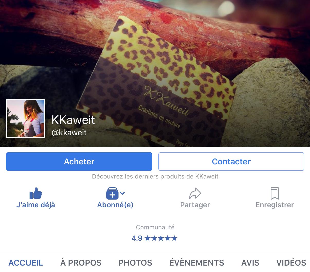 Facebook Kkaweit