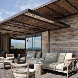 villa de rêve - terrasse