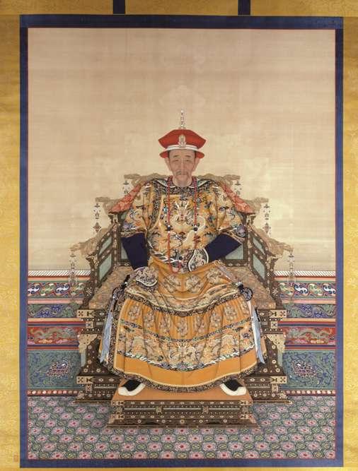 L'empereur Kangxi