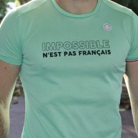 T-shirt Coureur du dimanche
