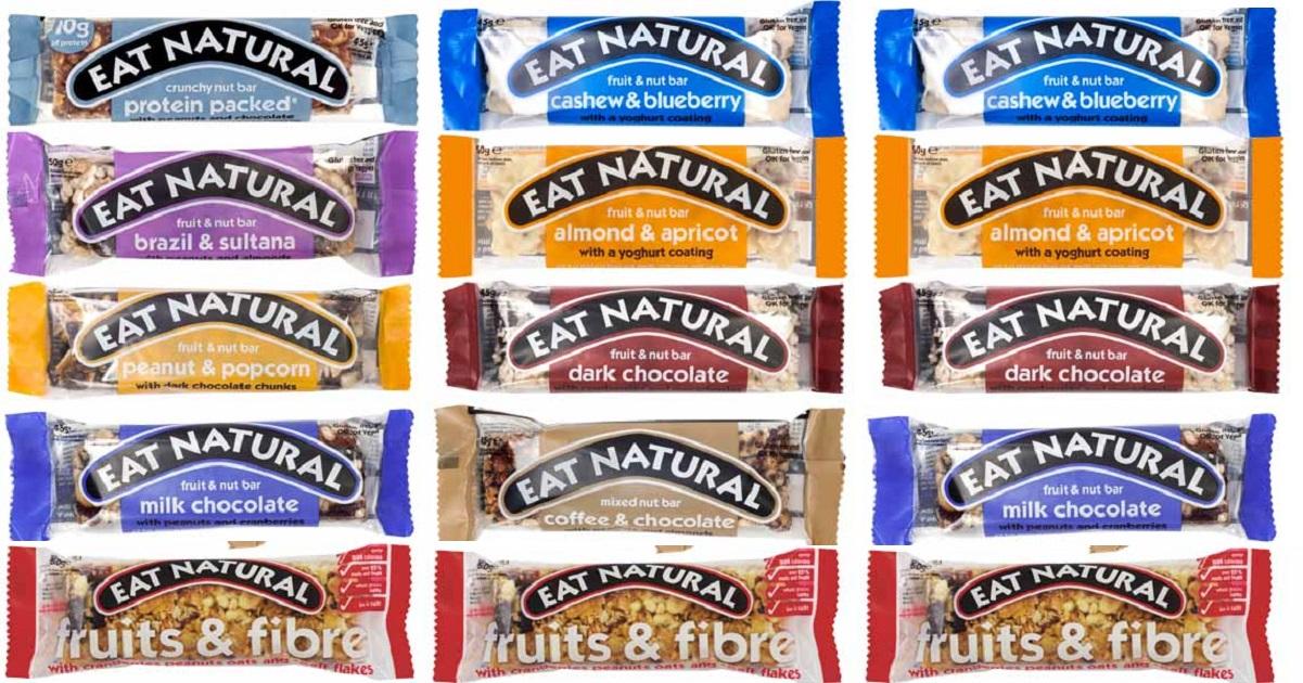 barres céréales eatnatural