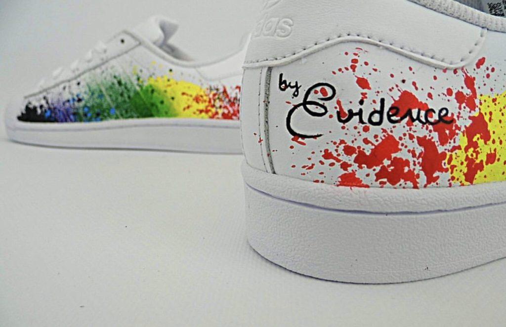 Sneakers personalisée