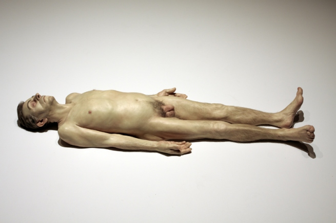 Ron Mueck dead dad