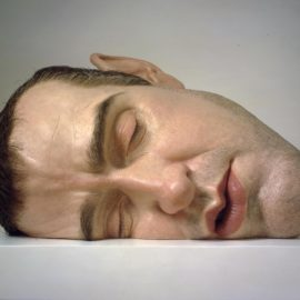 ron mueck mask