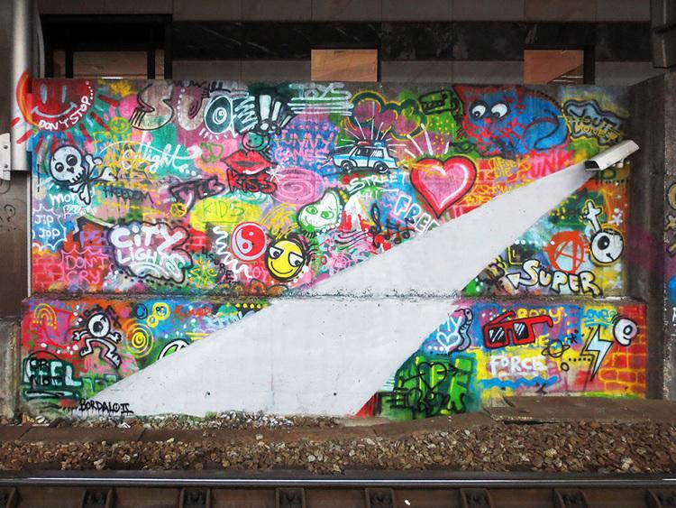 bordalo graffiti