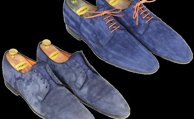 magazine homme entretenir ses chaussures en daim jamais sans ma cravate. Black Bedroom Furniture Sets. Home Design Ideas